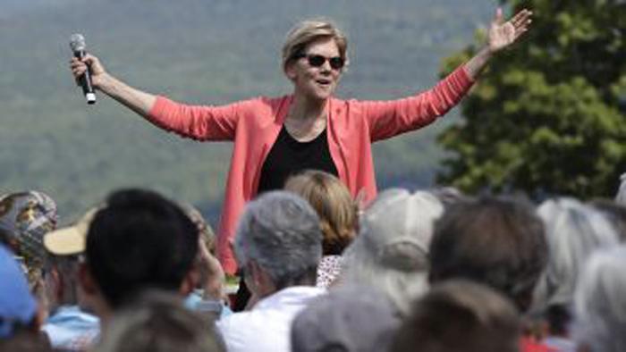 AP Elizabeth Warren