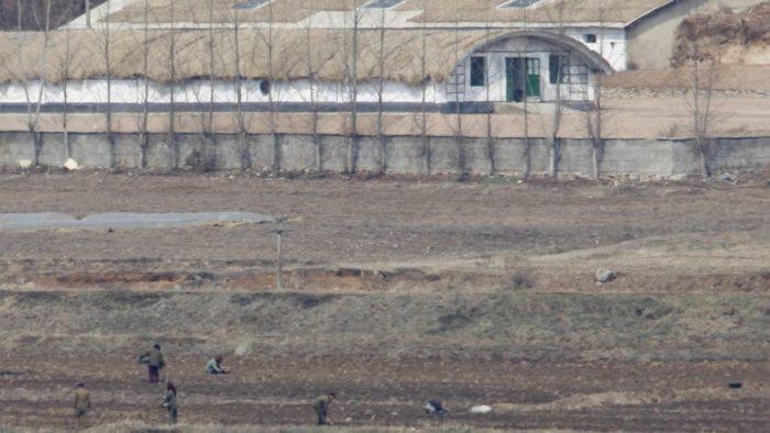 northkoreacampreuters