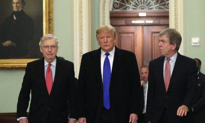 Donald Trump judges