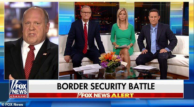 Tom Homans fiery clash with AOC Tlaib and other House Dems detailed on Fox Friends