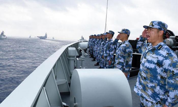 China PLAN Navy South China Sea 900x540