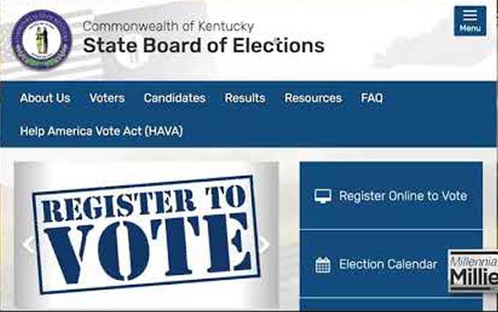 fraud ky vote