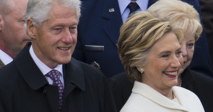 Bill and Hillary Clinton at 58th Inauguration 01 20 17 cropped 1200x630