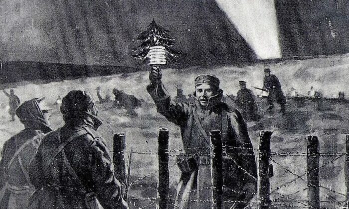 Christmas Truce by Frederic Villiers 700x420 1
