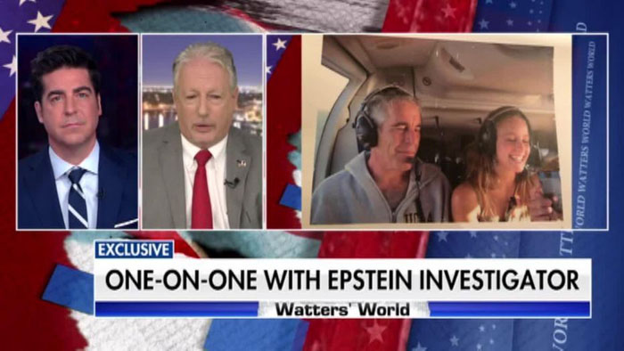 epstein flights