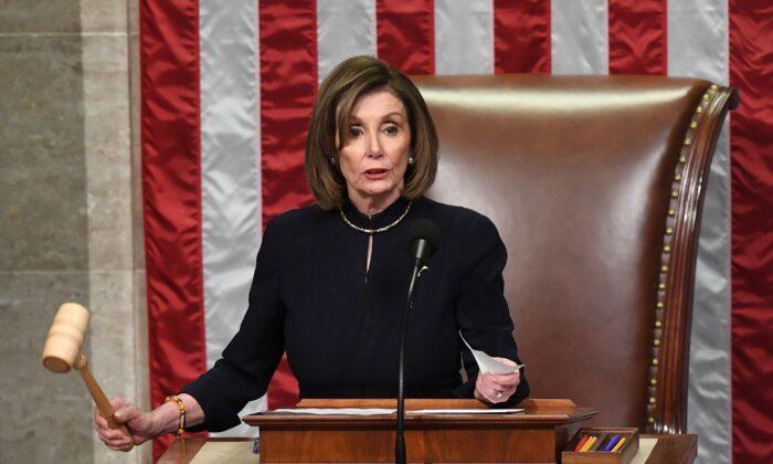 pelosi impeachment