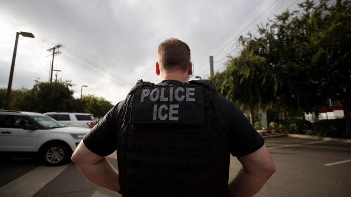 police ice