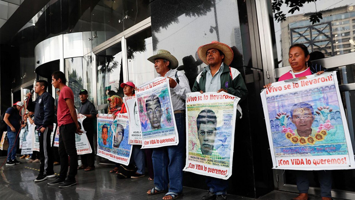Mexico Missing Students REUTERS 1