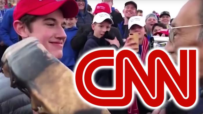 Nick Sandmann CNN