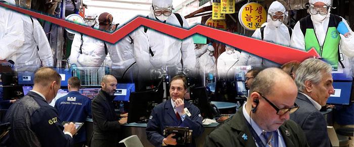 markets plummet