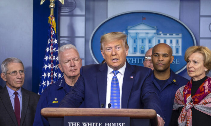Trump speaks to the media 700x420 1