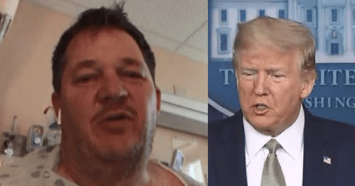 drug championed by Trump saved his life
