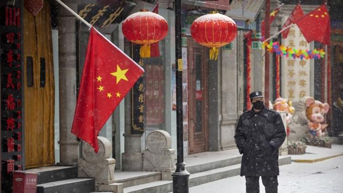 coronavirus latest china photo