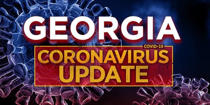 Georgia apologizes over 'processing error' after accusations officials were manipulating coronavirus case counts
