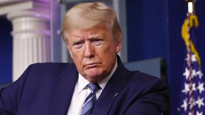 Trump announces US 'terminating' relationship with WHO