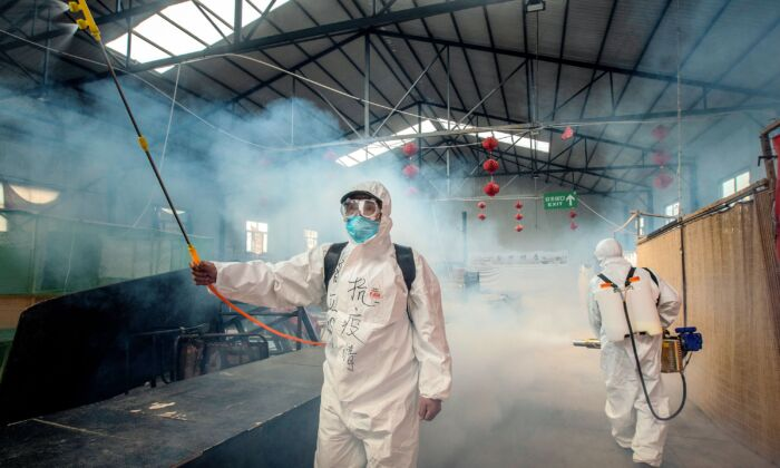 More Outbreaks Reported in Northern China and Hubei Province