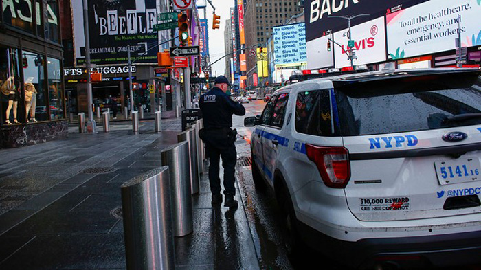 'Enough is enough': Judge Napolitano reacts to calls for NYC lockdown to end