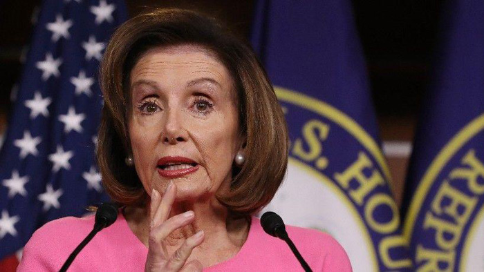 Pelosi's $3 trillion coronavirus bill lets her play left-wing Santa Claus with your tax dollars