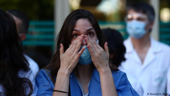 Spain Suffers in Pandemic for Covering Up for China