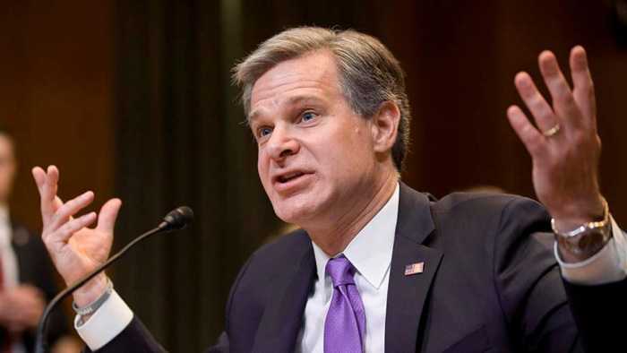'Where is Christopher Wray?' GOP lawmakers say FBI director ignoring them -- and push ahead for key interviews