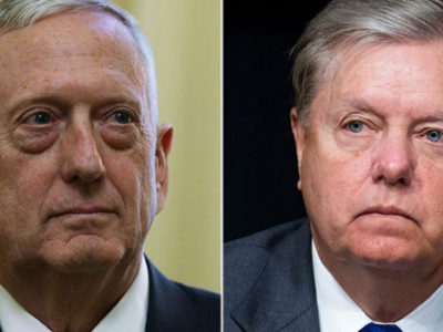 Lindsey Graham fires back at Gen. Mattis: You're buying into an 'unfair' narrative