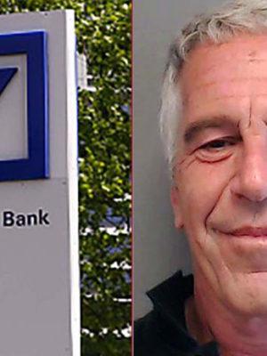 Deutsche Bank penalized $150M for Jeffrey Epstein relationship