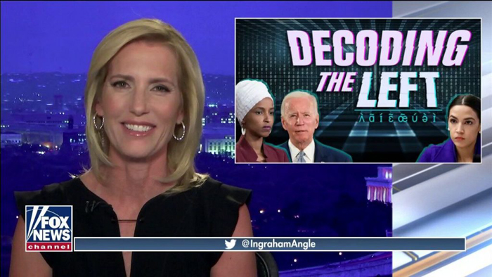 Ingraham tells voters to 'learn to spot lies' from Democrats, prevent 'Orwellian chasm' of Biden presidency