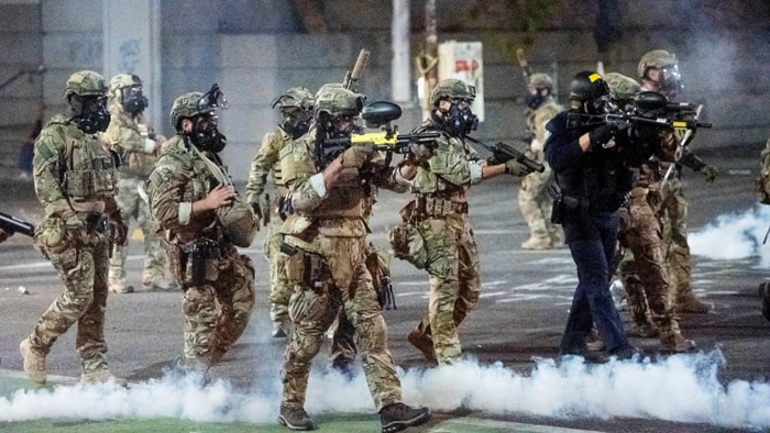 U.S. officials defend Portland crackdown: 'We're not going to apologize'