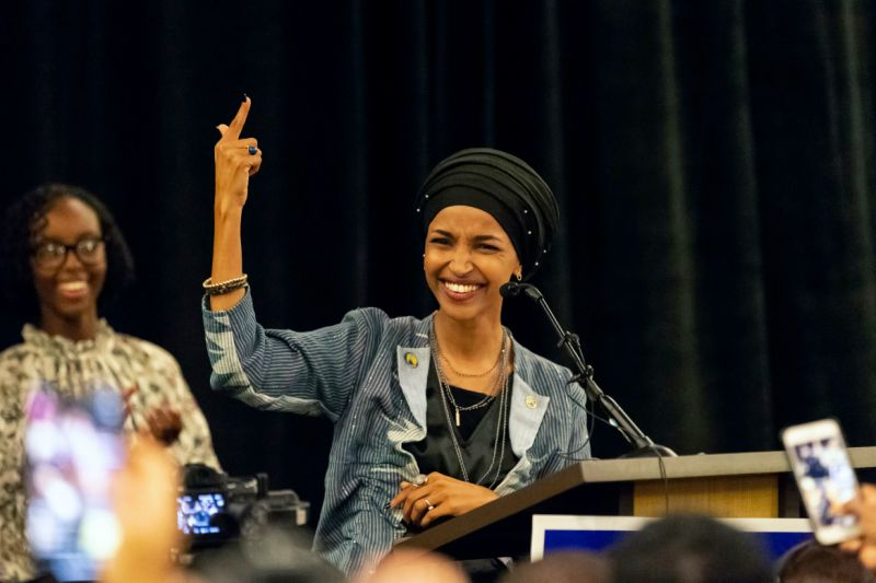 Venezuelan refugee hits back after Ilhan Omar calls for dismantling America's 'system of oppression'