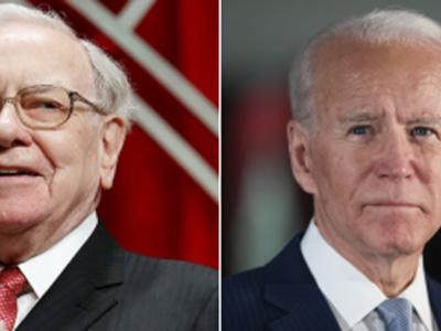 Biden win 'biggest risk' to Buffett's new deal