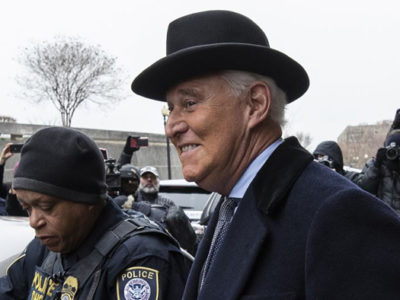 Trump expected to commute Roger Stone sentence, days before prison term set to begin
