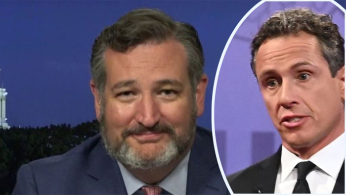 CNN's Chris Cuomo's attempt to call out Ted Cruz gets quick response