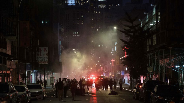 New York Post columnist describes NYC as 'disaster area,' predicts many who have left won't return