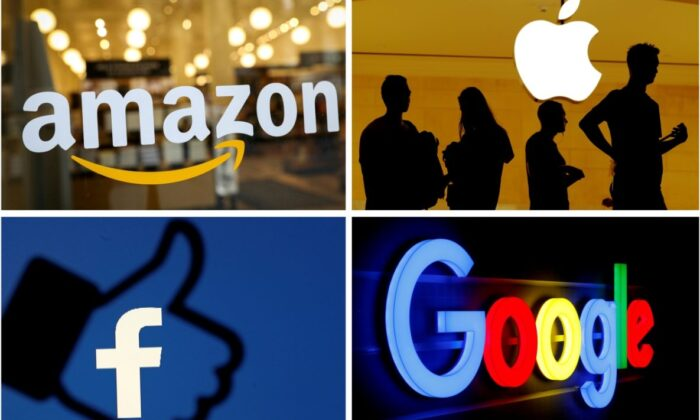 CEOs of Apple, Facebook, Google, Amazon to Testify at Antitrust Hearing