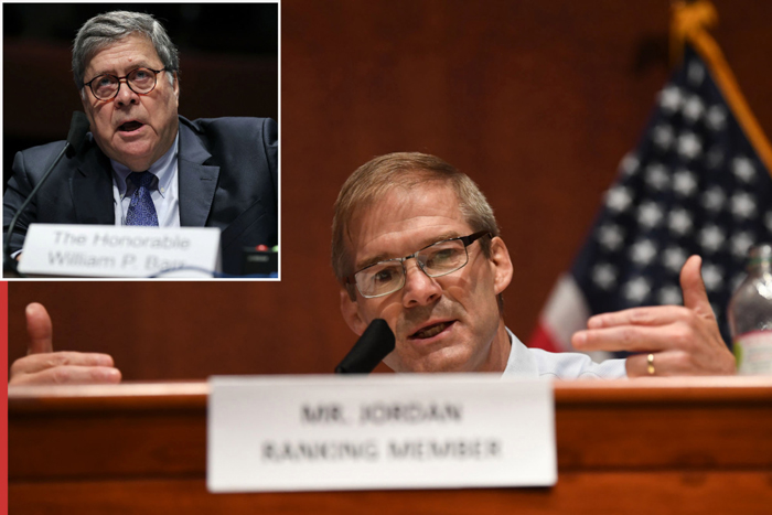 Jim Jordan says Dems cut off GOP video at Barr hearing: Here's the full version