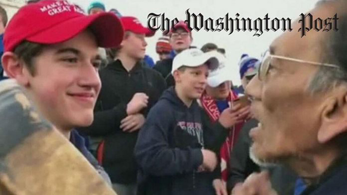 Washington Post settles Nicholas Sandmann defamation lawsuit in Covington Catholic High School controversy