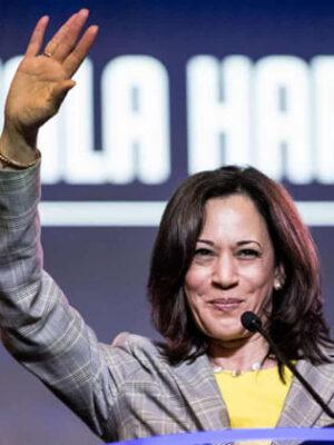 Biden taps Kamala Harris as running mate, setting aside tensions from primary