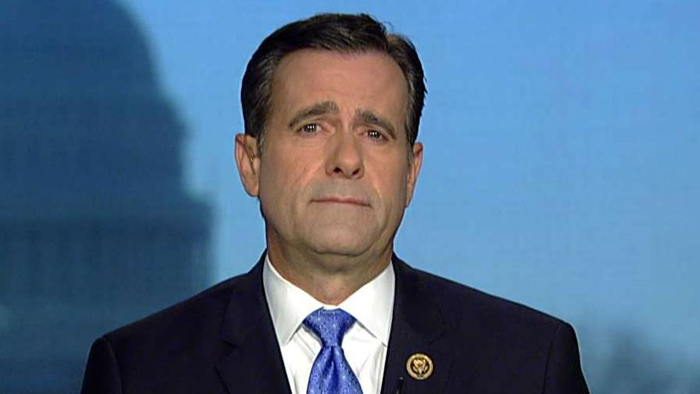 Ratcliffe defends halting election briefings, accuses members of Congress of leaking classified information