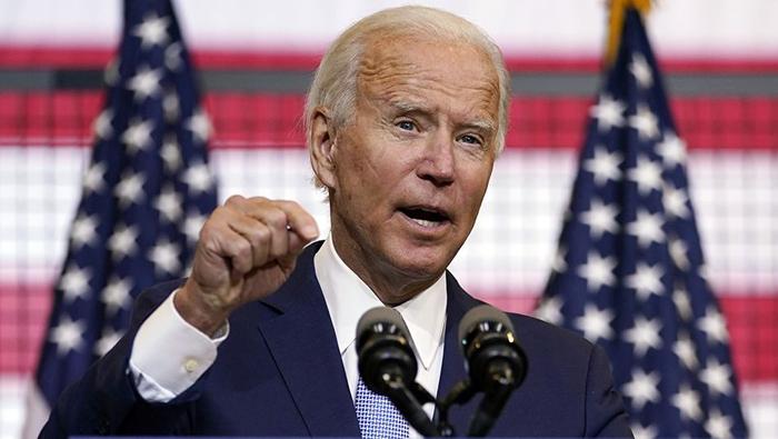 Biden condemns rioting, blasts Trump's response in fiery post-convention speech