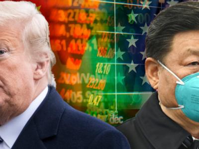 Trump: 'I view China differently' since coronavirus