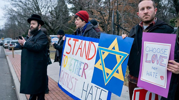 Paul Packer & Herschel Walker: Jews and Black Americans should fight racism and anti-Semitism together