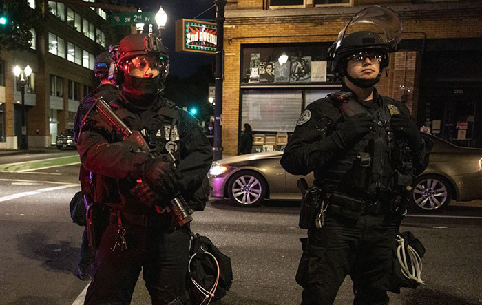 1 dead in clashes between pro-Trump, BLM groups as violence rages for more than 90 days