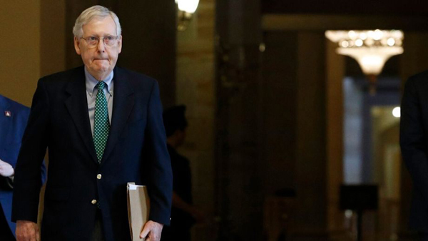 McConnell open to extending $600 unemployment boost in coronavirus stimulus deal