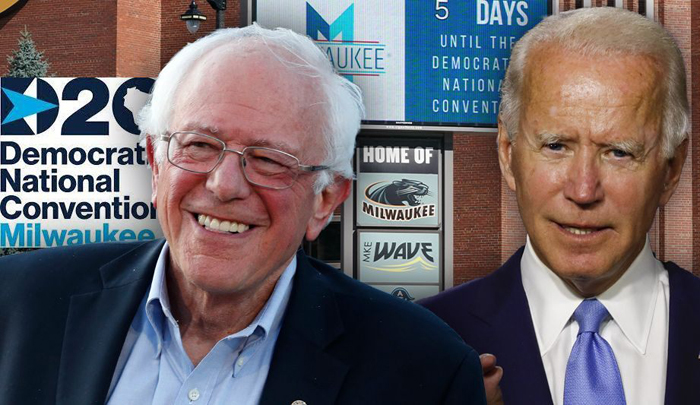 Democratic convention sees party unity mission: Keep 'resistive' Bernie Sanders supporters from blowing this