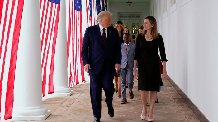 Amy Coney Barrett confirmation: Inside the White House's plan to deploy 'knife fighters' to defend nominee