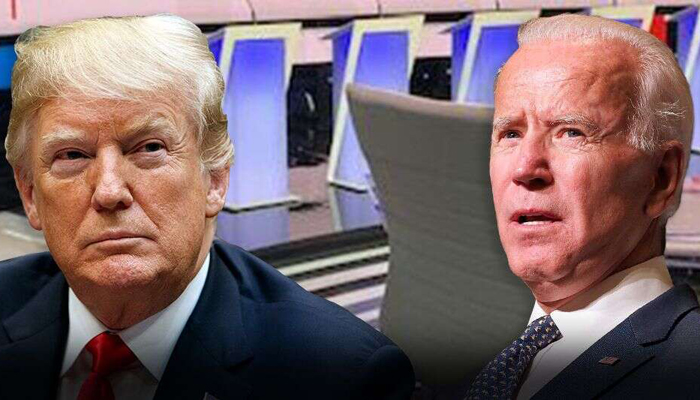 Longstanding tradition at debates comes to an end during first face off between Trump, Biden