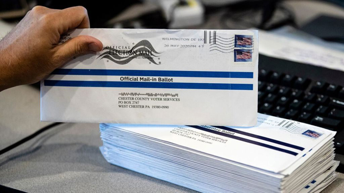 Republicans on North Carolina Board of Elections resign after mail-in ballot changes