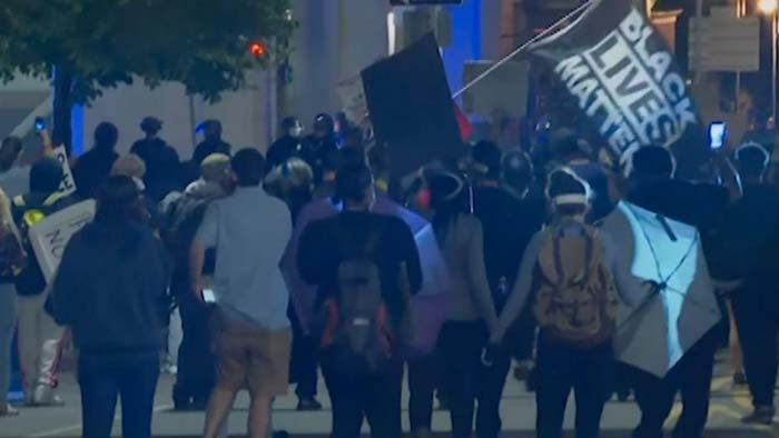 Rich Manhattanite faces felony charges following BLM protest rampage