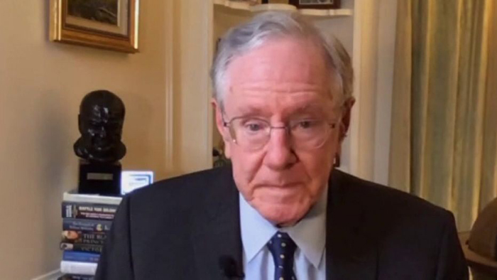 Steve Forbes predicts Biden presidency would be 'unmitigated disaster,' bring return of 'stagflation'