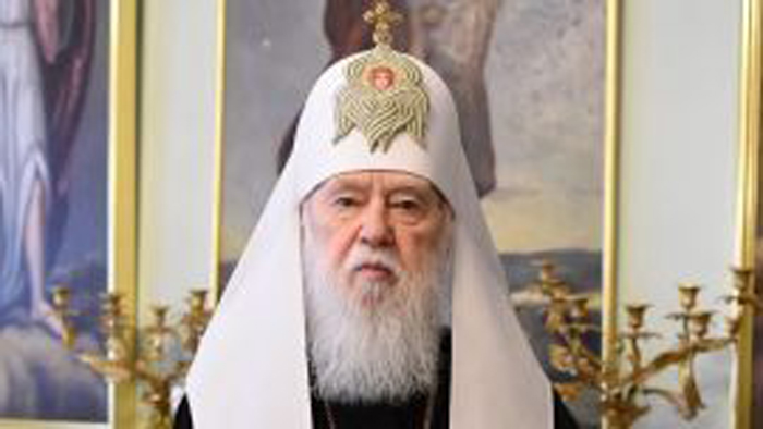Ukraine church leader who said coronavirus was 'God's punishment' for same-sex marriage hospitalized with COVID-19